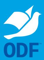 Logo de ODF