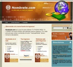 Hospedaje piramidal Nombrate.com