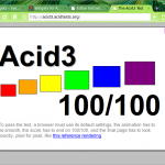 Pantallazo-The Acid3 Test - Chromium