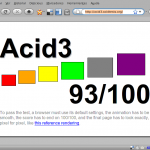 Pantallazo-The Acid3 Test - Mozilla Firefox