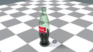 Coca Cola corregida proporciones